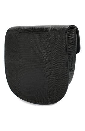 Женская сумка datcha small  SAINT LAURENT черного цвета, арт. 551559/01I0J   Фото 3