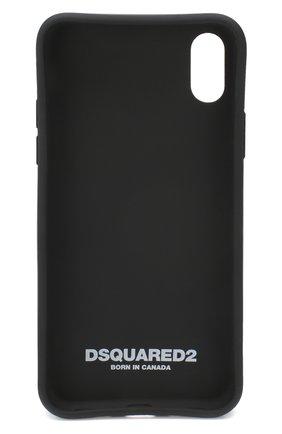 Чехол для iPhone X Dsquared2  | Фото №2