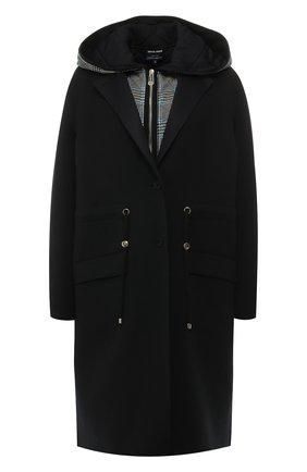 Пальто из смеси кашемира и шерсти | Фото №1