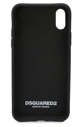 Чехол для iPhone X Dsquared2  | Фото №2