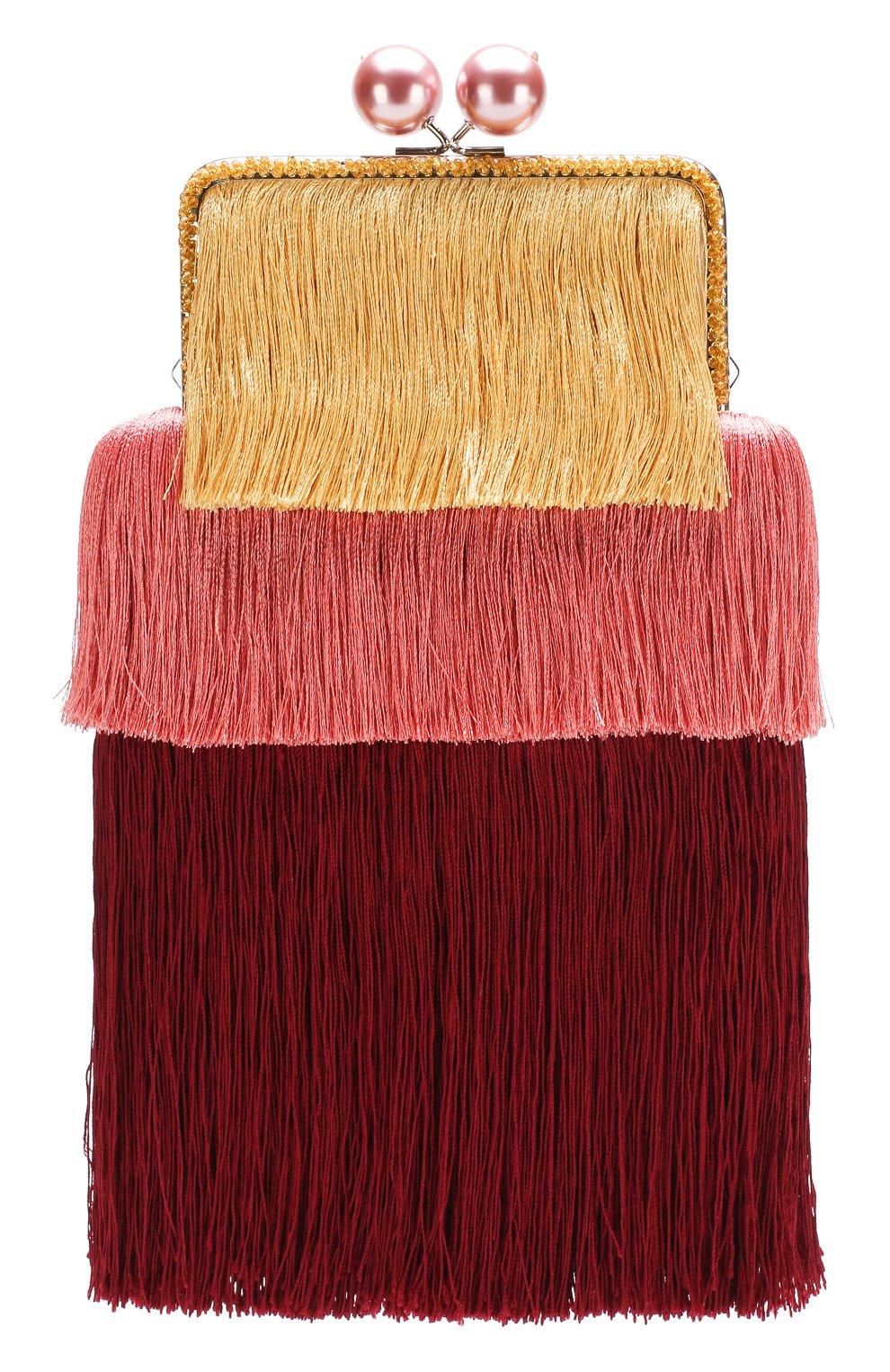 Клатч Barbara Esve разноцветного цвета | Фото №1