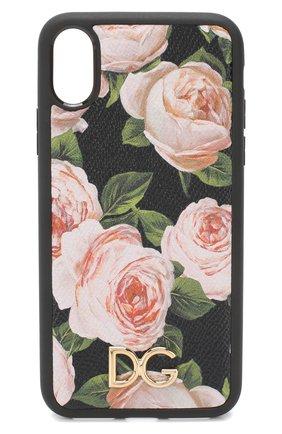 Чехол для iPhone X Dolce & Gabbana  | Фото №1