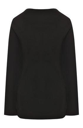 Блузка с вырезом-лодочка | Фото №1