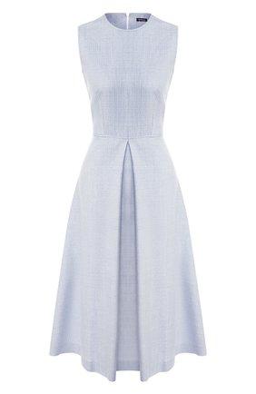 Платье из смеси кашемира и шелка | Фото №1