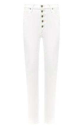 Женские джинсы-скинни CITIZENS OF HUMANITY белого цвета, арт. 1742-3001 | Фото 1