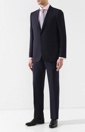 Мужские кожаные оксфорды H`D`S`N BARACCO черного цвета, арт. 69303.2* | Фото 2