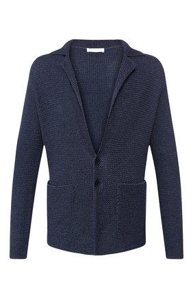 Пиджак из смеси хлопка и шелка | Фото №1