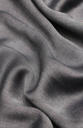 Мужской шарф из вискозы GIORGIO ARMANI бордового цвета, арт. 745205/9P107 | Фото 2