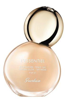 Тональное средство L'Essentiel SPF 20, 00C Porcelain Rose   Фото №1