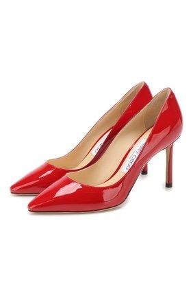 Кожаные туфли Romy 85  | Фото №1