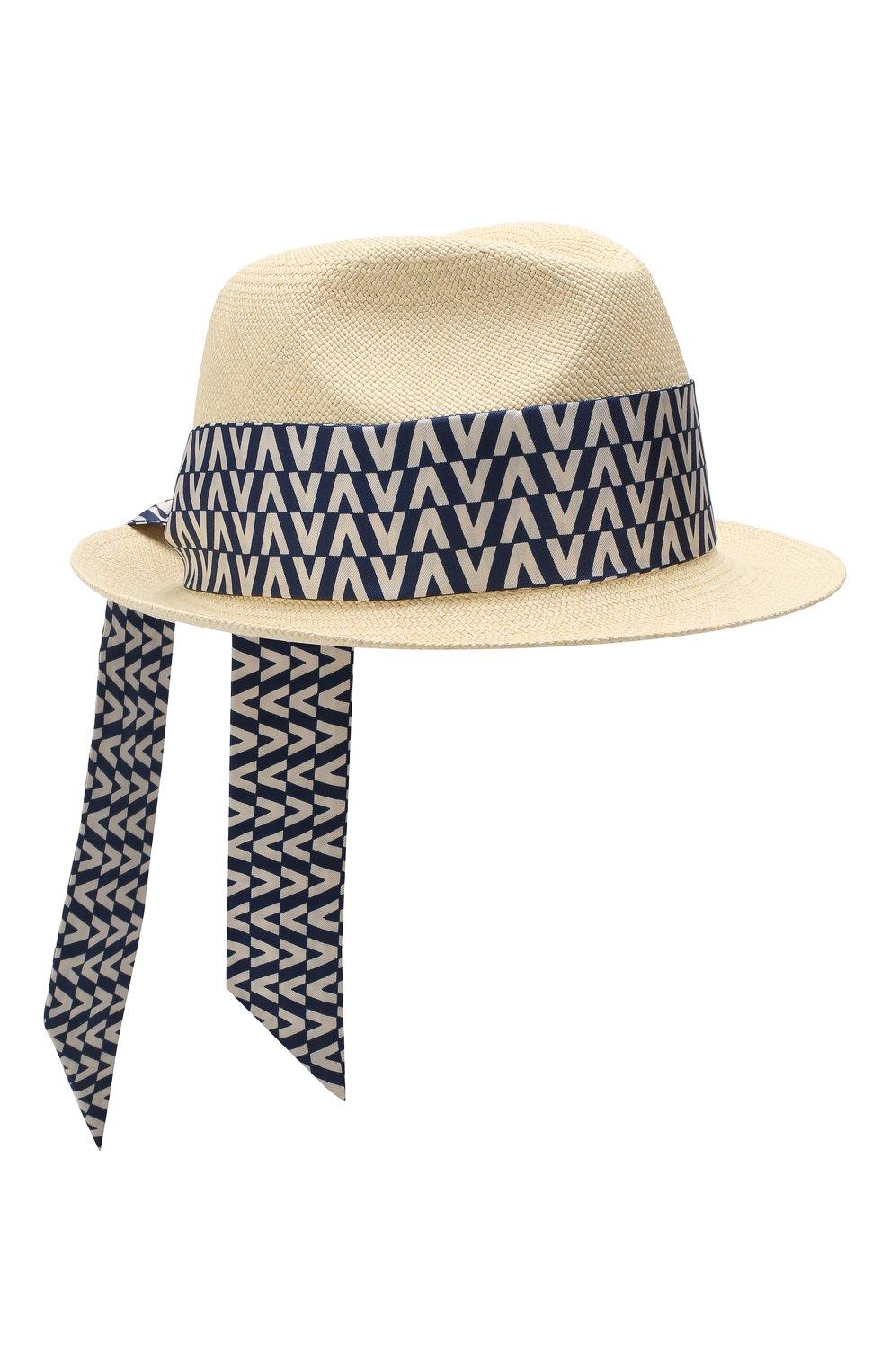 8a8a176ea1a3 Соломенная шляпа Valentino Garavani