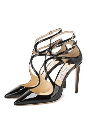 Лаковые туфли Lancer 100  | Фото №1