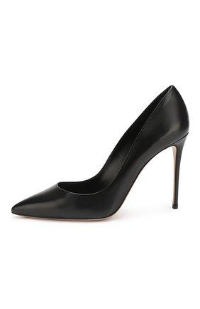 Кожаные туфли Julia | Фото №3