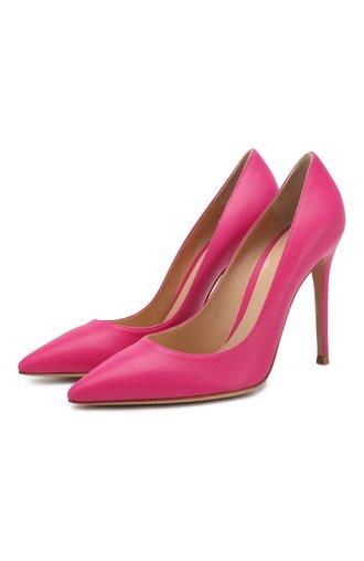 Кожаные туфли Gianvito 105