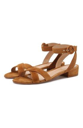 Замшевые сандалии Frida   Фото №1
