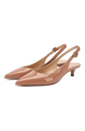 Лаковые туфли Anna | Фото №1