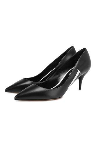 Кожаные туфли Valentino Garavani VLTN