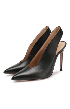 Кожаные туфли Delta 105 | Фото №1