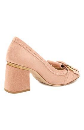 Замшевые туфли   Фото №4