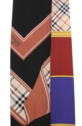 Шелковый шарф-бандо   Фото №4