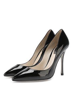 Лаковые туфли Grace | Фото №1