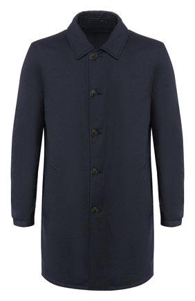 Пальто из смеси кашемира и шелка | Фото №1