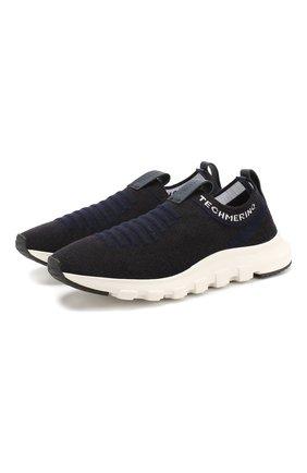 Текстильные кроссовки Techmerino | Фото №1