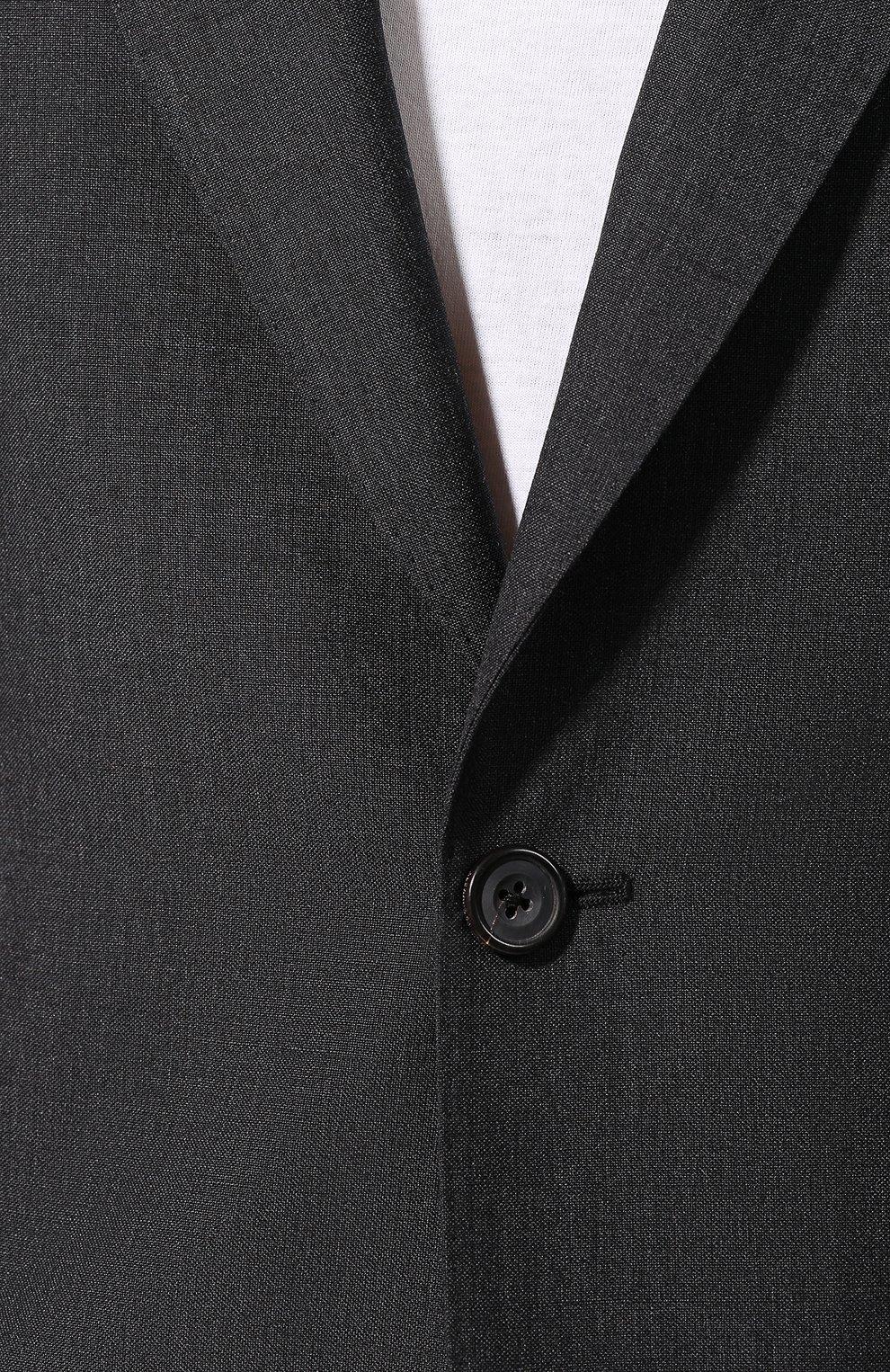 Шерстяной пиджак   Фото №5