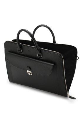Кожаный портфель | Фото №4
