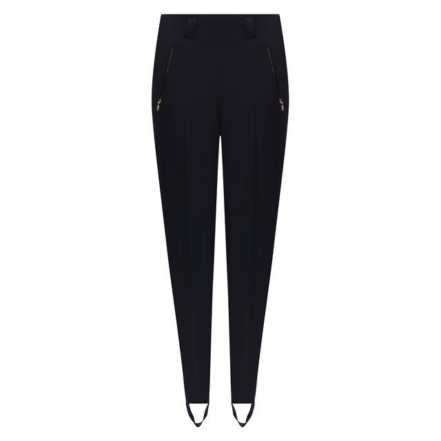 Шерстяные брюки со штрипками Ralph Lauren