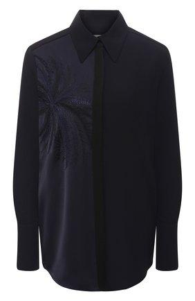 Блузка прямого кроя | Фото №1