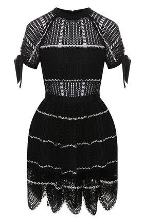 Вязаное платье | Фото №1