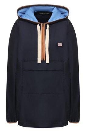 Куртка в капюшоном | Фото №1
