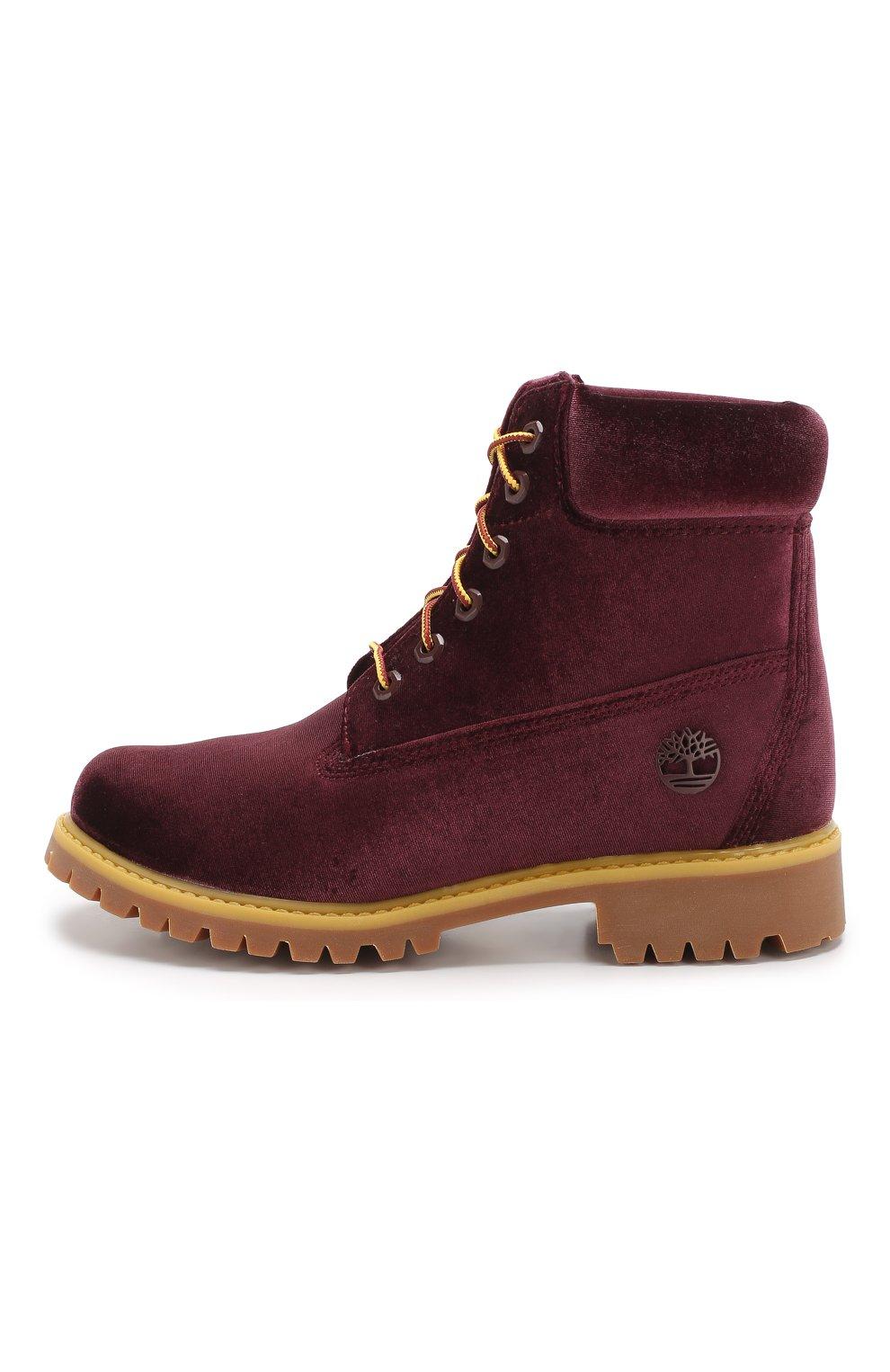6e1835b4aace Текстильные ботинки Off-White x Timberland