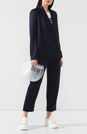 Женская сумка ark small CULT GAIA прозрачного цвета, арт. 20003ACT CLR | Фото 2