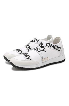 Комбинированные кроссовки Toronto | Фото №1