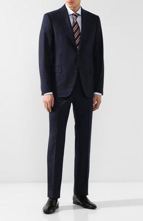 Мужские кожаные оксфорды H`D`S`N BARACCO черного цвета, арт. 67302.9* | Фото 2