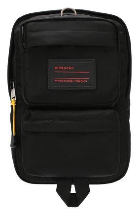 Текстильный рюкзак на одно плечо Ut3 | Фото №1