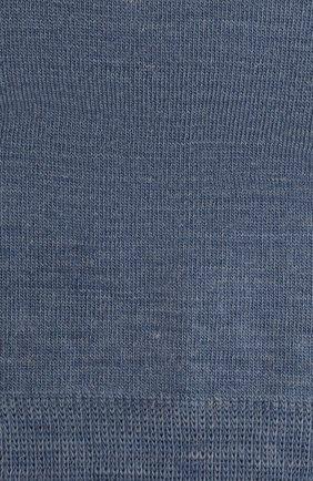 Детские шерстяные носки NORVEG голубого цвета, арт. 9SMURU-038 | Фото 2