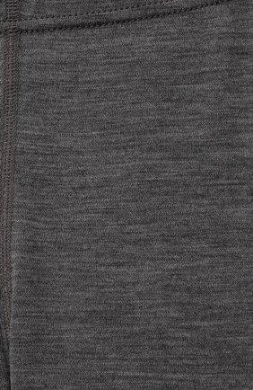 Детские шерстяные джоггеры NORVEG серого цвета, арт. 4SU003RU-014 | Фото 3 (Материал внешний: Шерсть; Мальчики Кросс-КТ: Брюки-спорт; Статус проверки: Проверено, Проверена категория; Ростовка одежда: 4 года | 104 см, 6 лет | 116 см, 8 лет | 128 см, 12 мес | 80 см, 6 мес | 68 см)