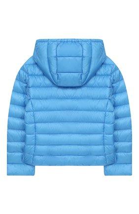 Стеганая куртка с капюшоном   Фото №2