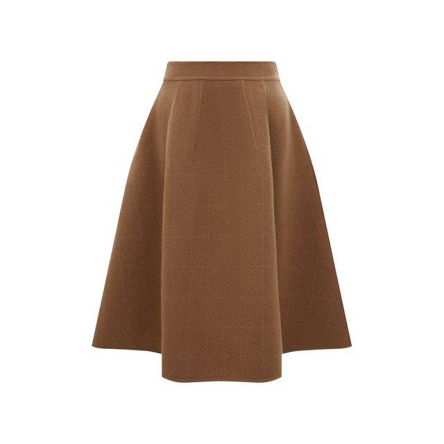 Кашемировая юбка Bottega Veneta