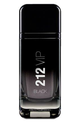 Мужской парфюмерная вода 212 vip black CAROLINA HERRERA бесцветного цвета, арт. 65116796 | Фото 1