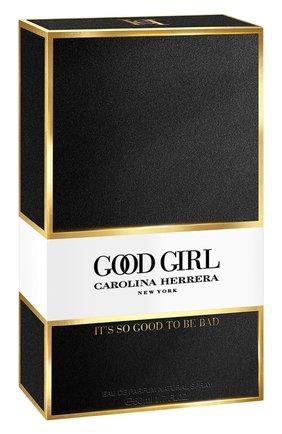 Парфюмерная вода good girl CAROLINA HERRERA бесцветного цвета, арт. 65104824 | Фото 2