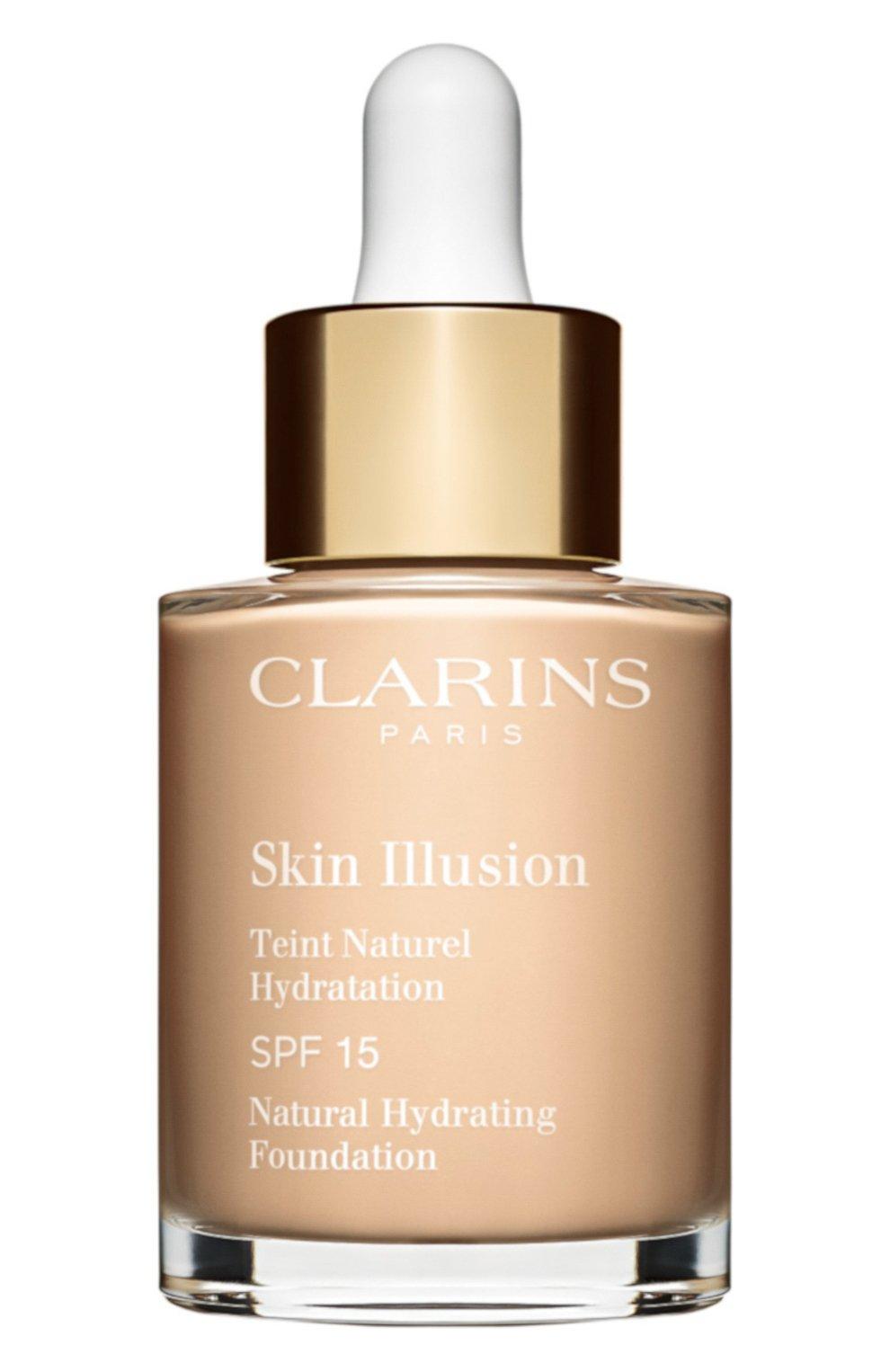 Увлажняющий тональный крем Skin Illusion SPF15, 103 | Фото №1