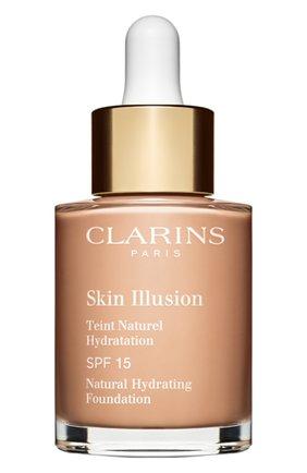 Увлажняющий тональный крем Skin Illusion SPF15, 107   Фото №1