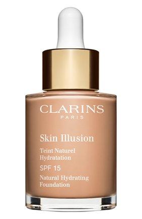 Увлажняющий тональный крем Skin Illusion SPF15, 109 | Фото №1