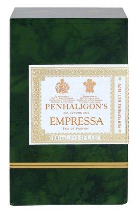 Женский парфюмерная вода empressa PENHALIGON'S бесцветного цвета, арт. 793675011296 | Фото 2