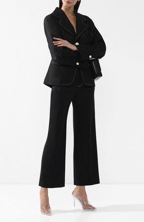 Прозрачные туфли Stella McCartney прозрачные | Фото №2