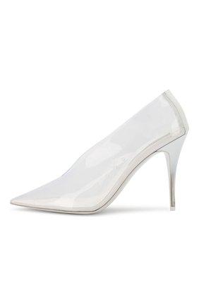 Прозрачные туфли Stella McCartney прозрачные | Фото №3